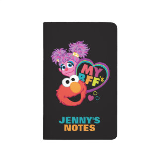 BFF Abby and Elmo Journal