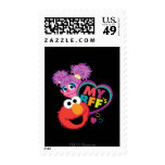 BFF Abby and Elmo Postage