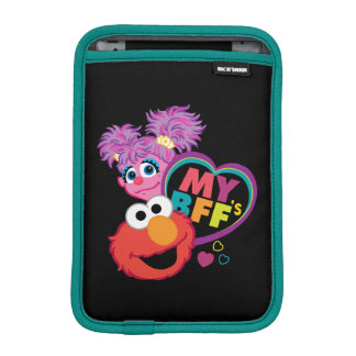 BFF Abby and Elmo Sleeve For iPad Mini
