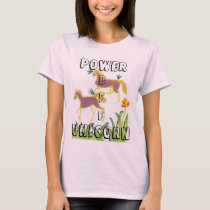 BFF Best friend Hakuna Matata Power Unicorn Tshirt