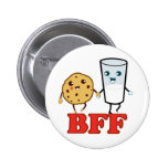 BFF, Best Friends Forever 2 Inch Round Button