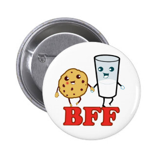 BFF, Best Friends Forever 2 Inch Round Button