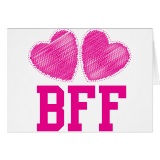 BFF Best friends forever !!! awesome! Card
