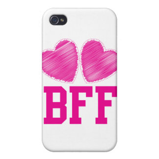 BFF Best friends forever !!! awesome! iPhone 4 Cover