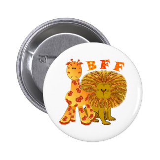 BFF Best Friends Forever Button