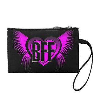 BFF Best Friends Forever Change Purse