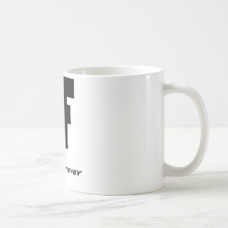 BFF Best Friends Forever Coffee Mug