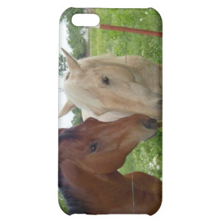 BFF Best Friends Forever - Horses iPhone 5C Case