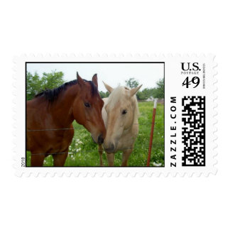BFF Best Friends Forever - Horses Postage