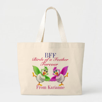BFF Birds of a Feather Tote