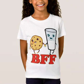 BFF, Cookie and Milk T-Shirt