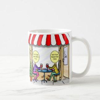 BFF - Del mejor amigo taza de café para siempre