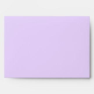 bff en púrpura sobres