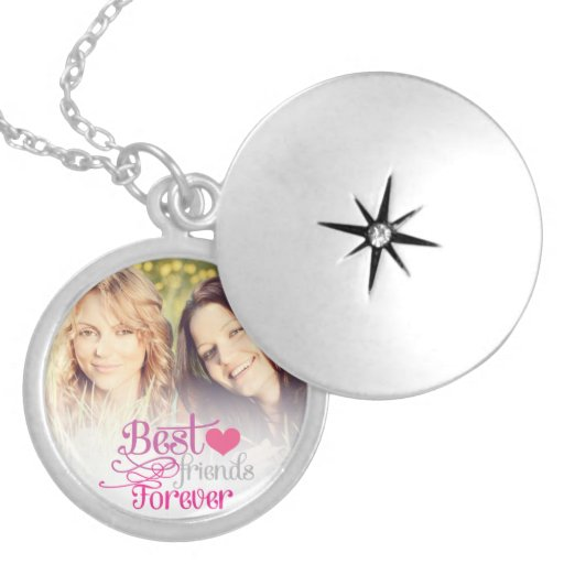 BFF - Fashion Best Friends Forever with Photo Jewelry