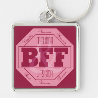 BFF Friendship - custom names - key chain