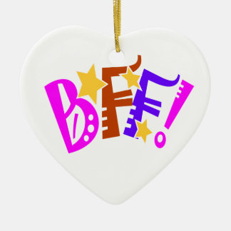 BFF Gift Ornament
