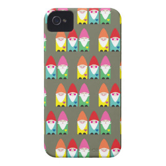 BFF Gnomes iPhone 4 Barely There Case iPhone 4 Case