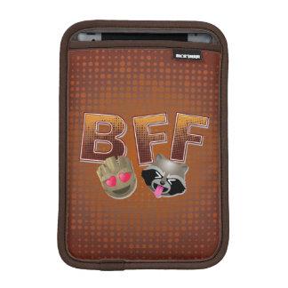 BFF Groot & Rocket Emoji Sleeve For iPad Mini