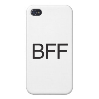 BFF COVER FOR iPhone 4
