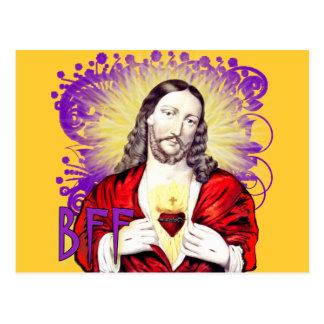 BFF Jesus Christ Post Cards