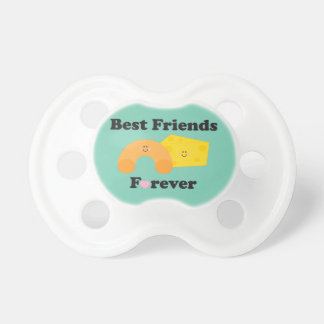 Bff Mac & Cheese Pacifier