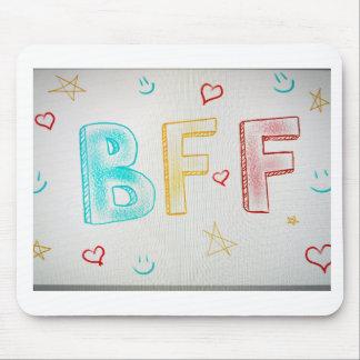 BFF Mousepad Alfombrilla De Raton