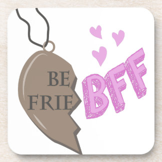 BFF Necklace Coaster