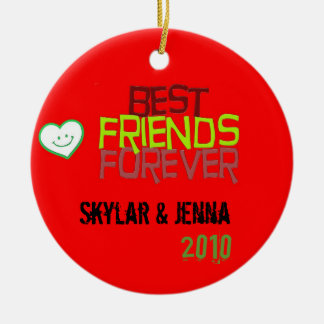 BFF Ornament
