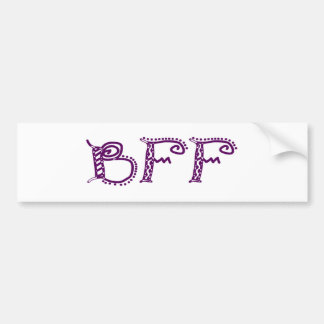 Bff Pegatina Para Auto