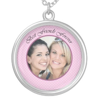 BFF Photo Necklace