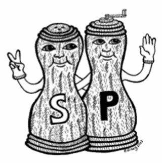 BFF Spice Friends Pin Statuette