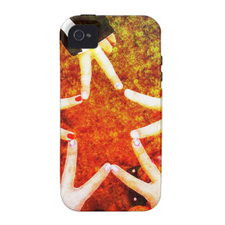 BFF Star Hands Case-Mate iPhone 4 Case