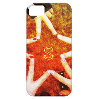 BFF Star Hands iPhone 5 Covers