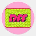 BFF Sticker