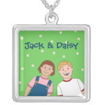 BFFs Childhood Sweethearts Necklace