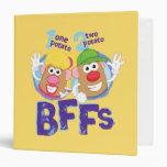 BFFs Vinyl Binders