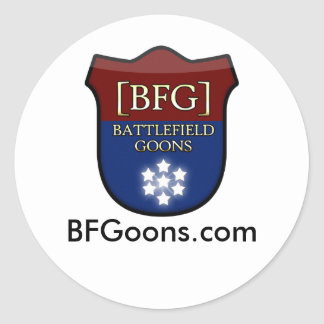 [BFG] Paquete del pegatina