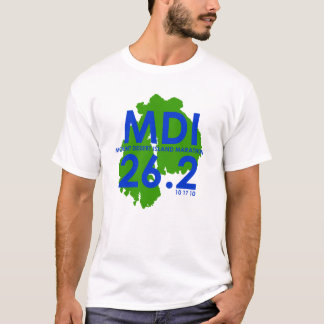 BFL - Mount Desert Island Hospital (RUN) T-Shirt