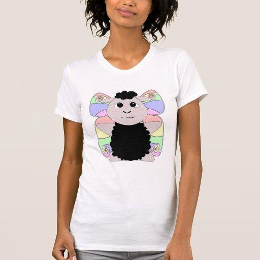 BflyBlackSheep Camisetas