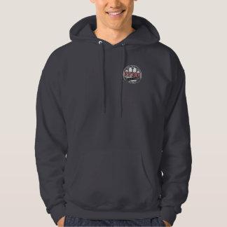 BFND 79-86: Camiseta CY-Justa de los alumnos de la Sudadera Con Capucha