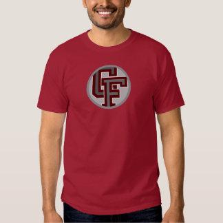BFND 79-86: Camiseta de los alumnos del logotipo Camisas