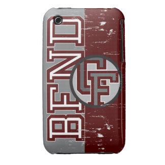 BFND 79-86: Logotipo de los CF del vintage Case-Mate iPhone 3 Coberturas