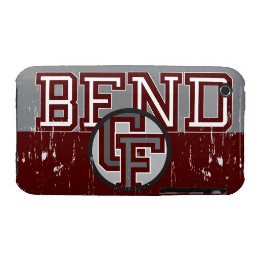 BFND 79-86: Logotipo de los CF del vintage Case-Mate iPhone 3 Cárcasa