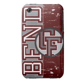 BFND 79-86: Logotipo de los CF del vintage iPhone 3 Cárcasas