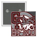 BFND 79-86 : Vintage CF Bobcat Logo Button