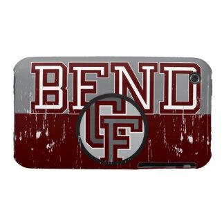 BFND 79-86 Vintage CF Logo Case-Mate iPhone 3 Case