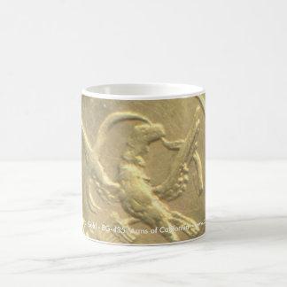 "BG-435 ""Arms of California"" Coffee Mug"