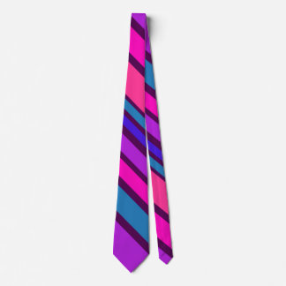 BG Stripes Pattern colored III + your background Tie