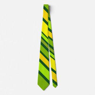 BG Stripes Pattern colored V + your background Tie