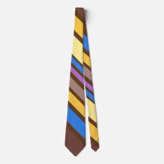 BG Stripes Pattern colored VI + your background Tie